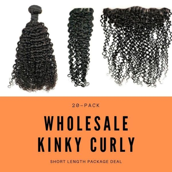 wholesale-short-kinky-curly-packages